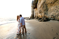 Elan + Mike - Laguna Pirate Tower