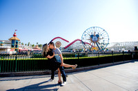 Eleanor + Matt - Disneyland, CA / Dana Point