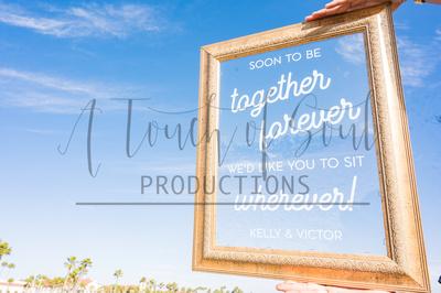 Kelly + Victor - Hilton, Huntington Beach, CA