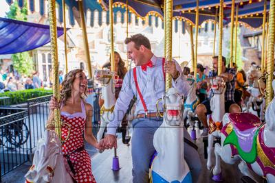 Jaime + Brian - Disneyland, CA