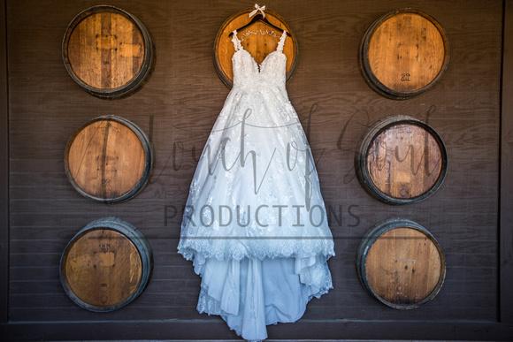 Yvonne + Nirav - Wilson Creek Winery Wedding Dress
