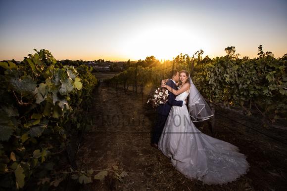 Yvonne + Nirav - Wilson Creek Winery, CA