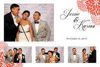 Jessie + Karina Wedding