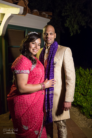 Karthik Alejandra Wedding traditional mixed