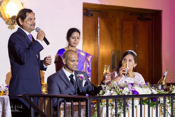 Karthik Alejandra Wedding traditional mixed