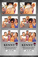 Kenny's Graduation + BDay Bash