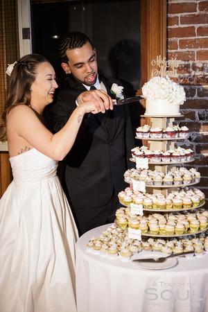 Kayla Josh Wedding.